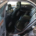 Автомобиль бизнес-класса Мерседес E-класса 212