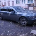 Автомобиль BMW 735i